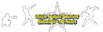 Major League Baseball Simulation All-Stars