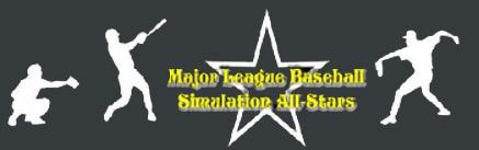 Major League Baseball Simulation All-Stars